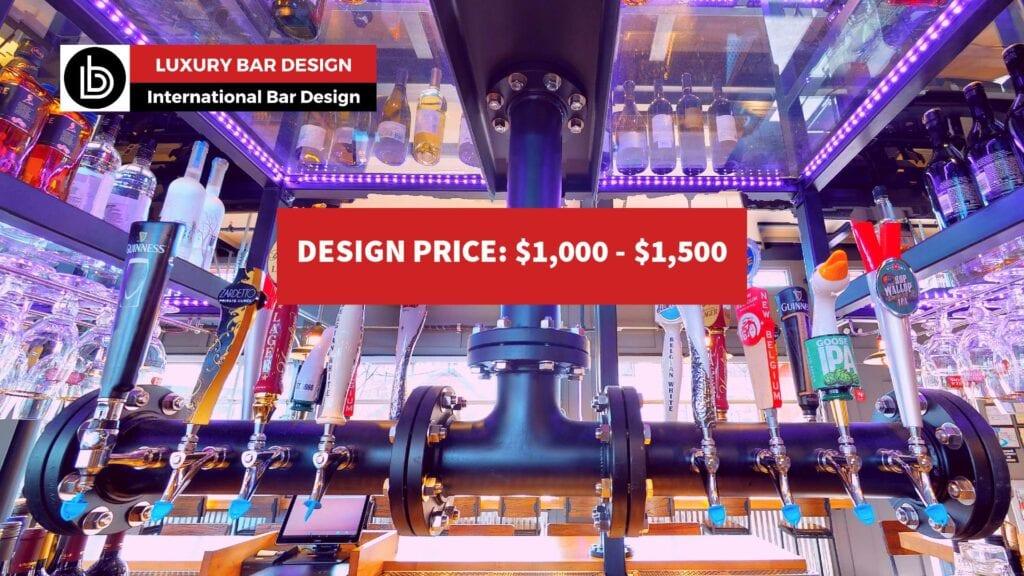 Draft beer system design