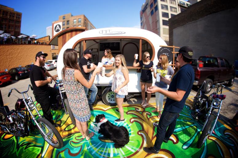 Drift Food Truck Milwaukee