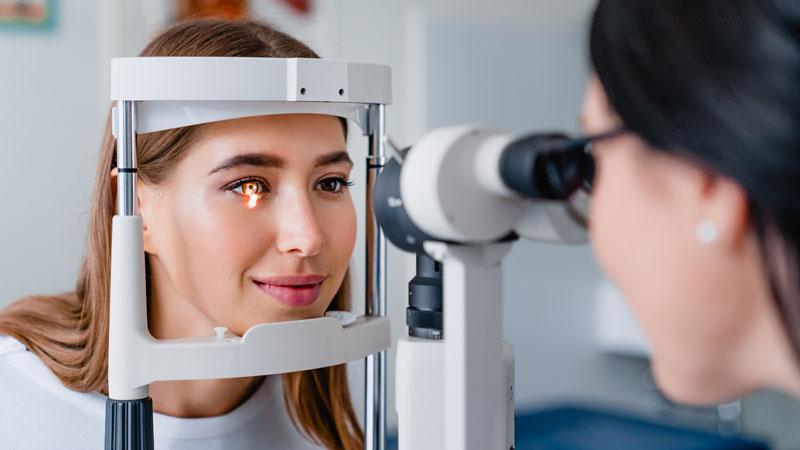 Laser Eye Consultation