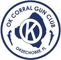 OK Corral Gun Club Circle Logo
