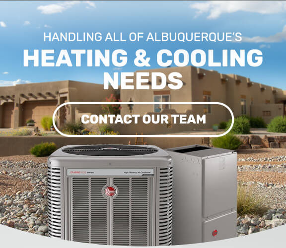 albuquerque heating and cooling