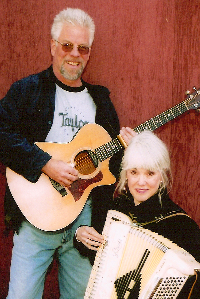 Paul and Cynthia playing together - music biography