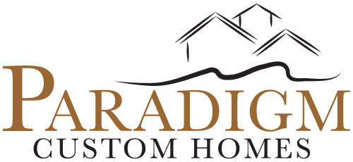 Paradigm Custom Homes Logo
