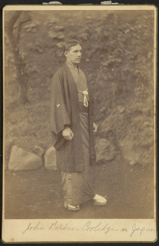 John.Gardner.Coolidge.in.Japan.ca.1880