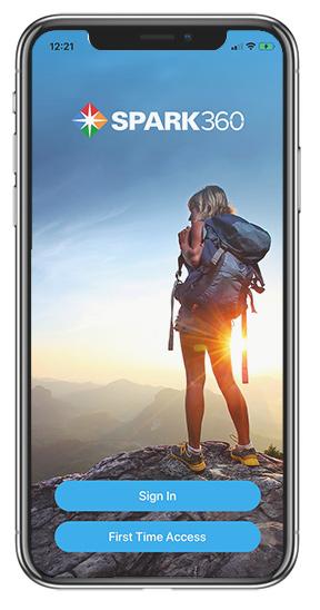 Spark360 Mobile App