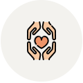 Long Term Support Icon at MindTherapy.ca
