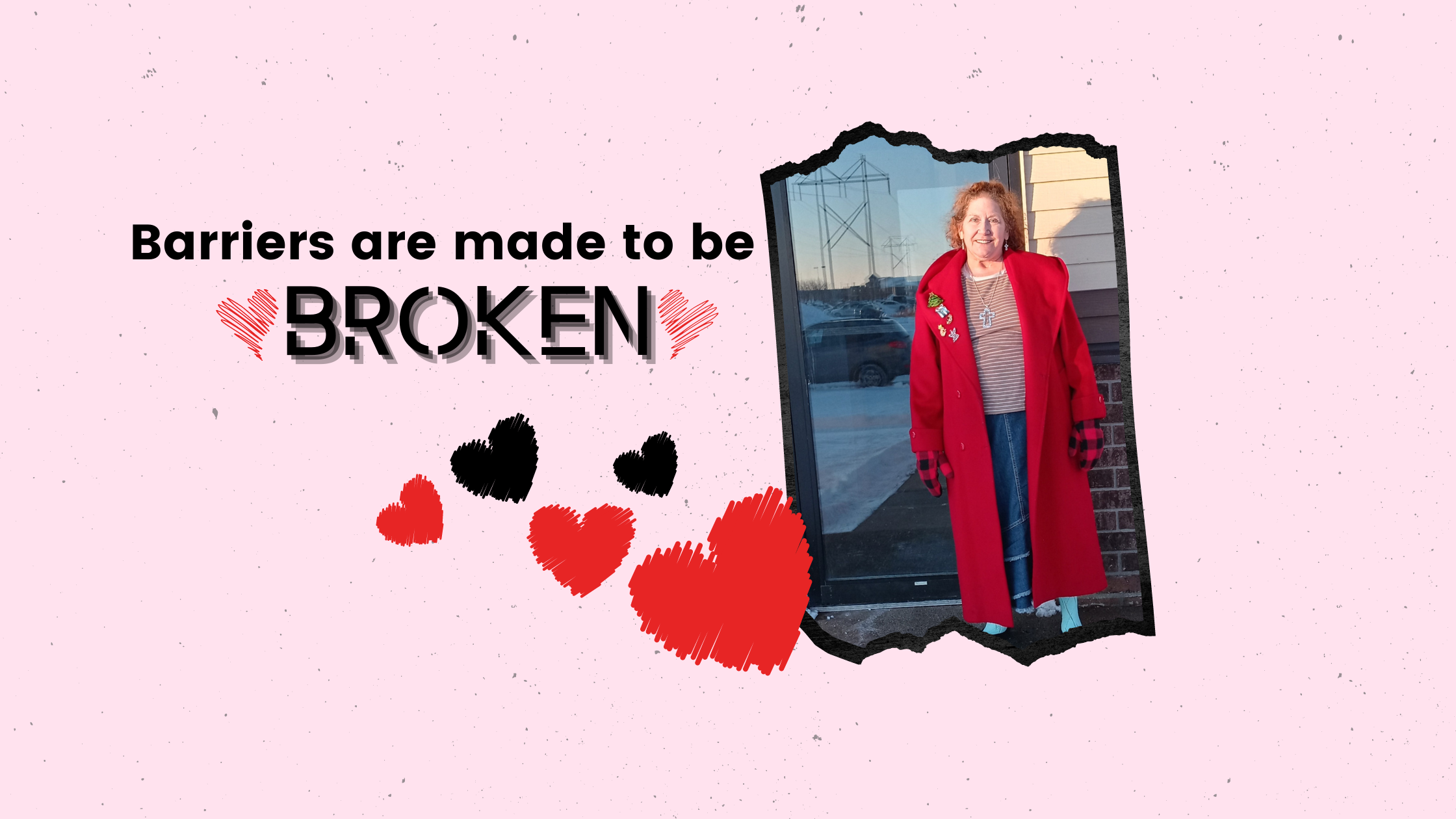Barriers are Made to be Broken