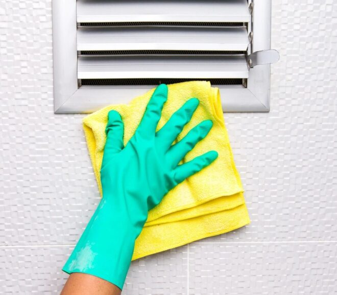 Best Way To Clean Your New House Fast