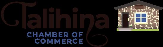 Talihina Chamber of Commerce Logo