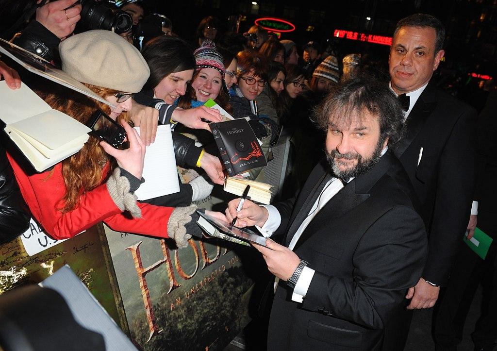 The Hobbit Premiere - London