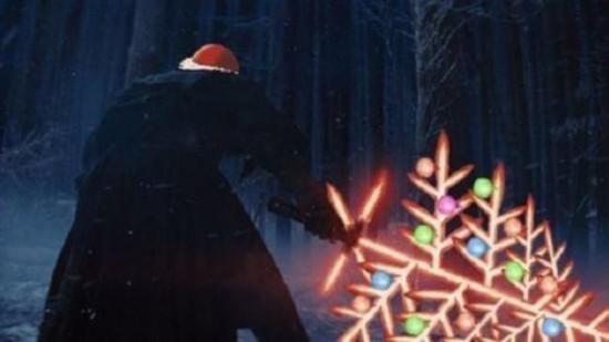 Star Wars Meme light saber
