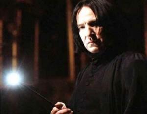 Remembered: Alan Rickman as Severus Snape