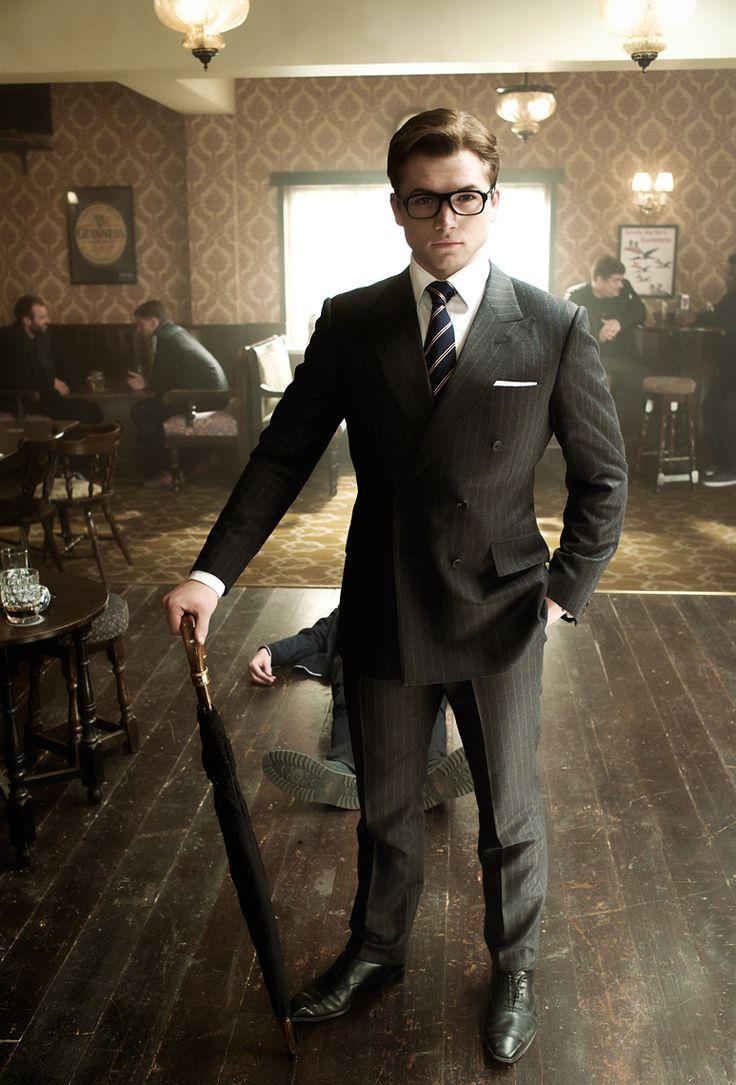 Kingsman Taron Egerton Channing Tatum MovieSpoon.com