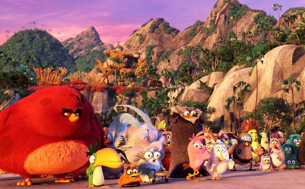Angry Birds Movie MovieSpoon.com
