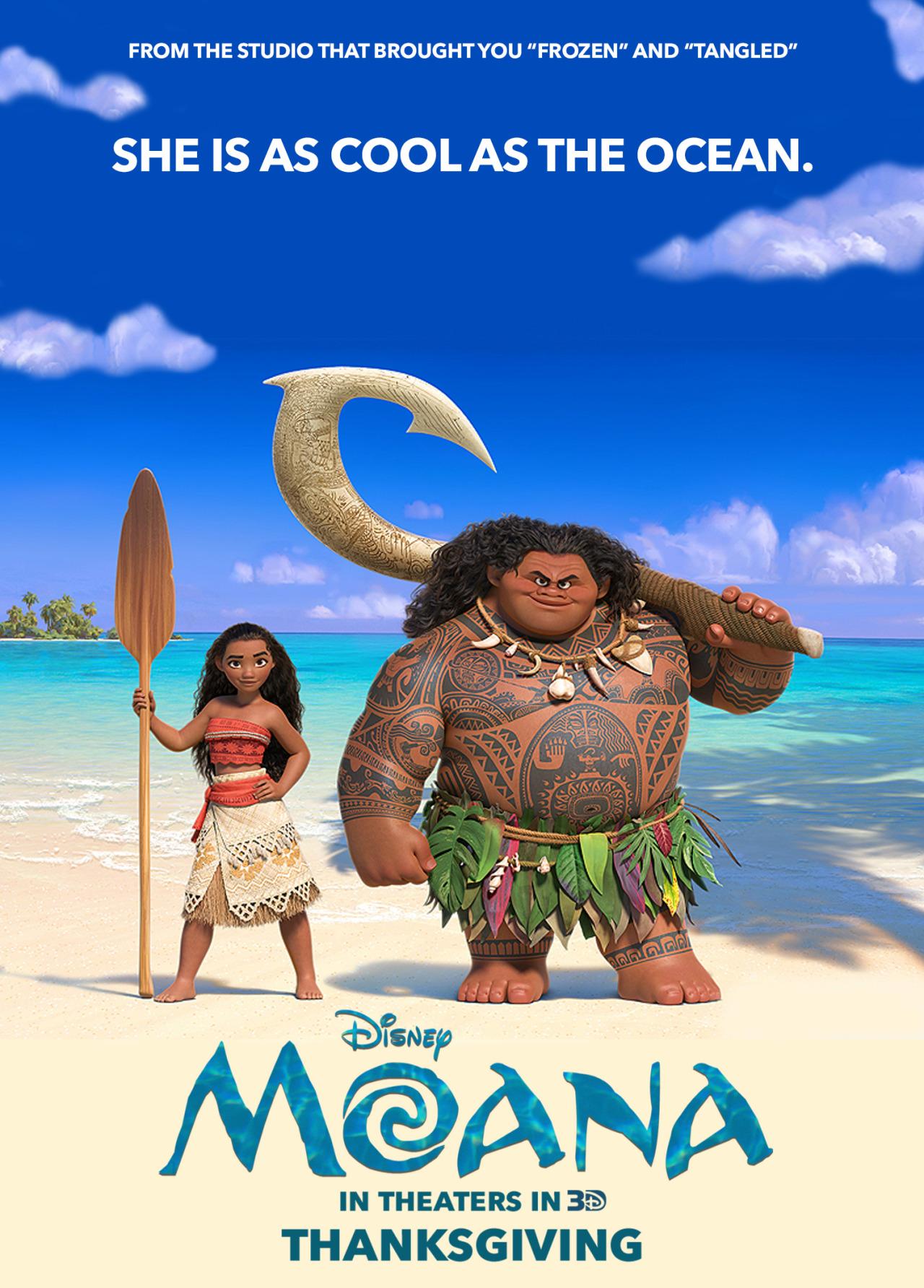 Moana MovieSpoon.com