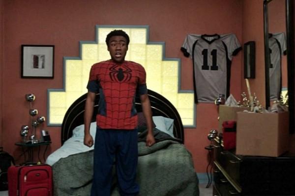 Donald Glover Spider-Man MovieSpoon.com