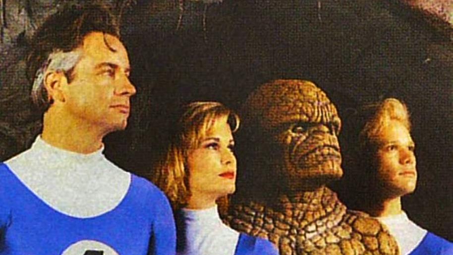 Marvel Fantastic Four MovieSpoon.com