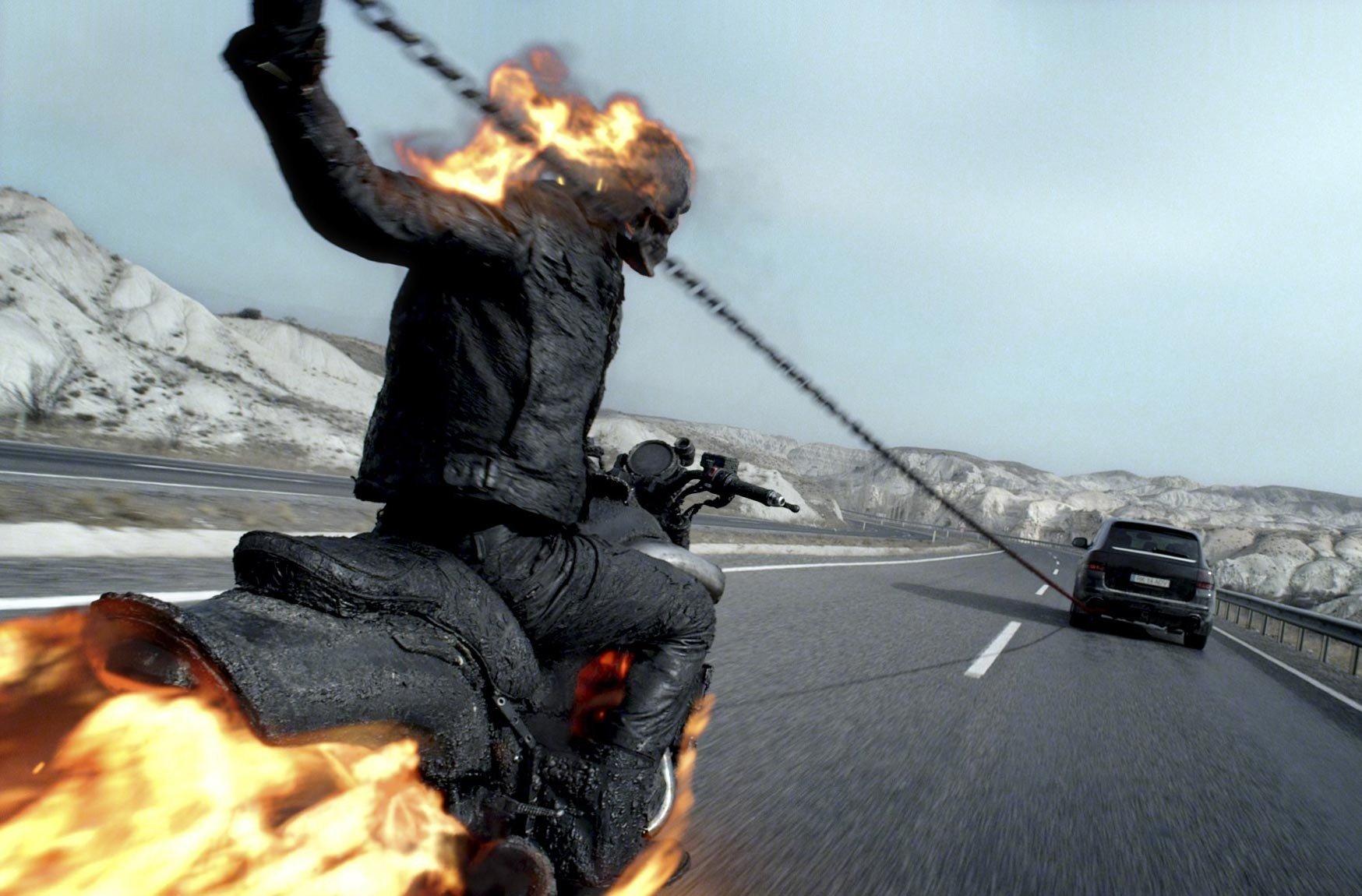 Marvel Ghost Rider: Spirit of Vengeance MovieSpoon.com