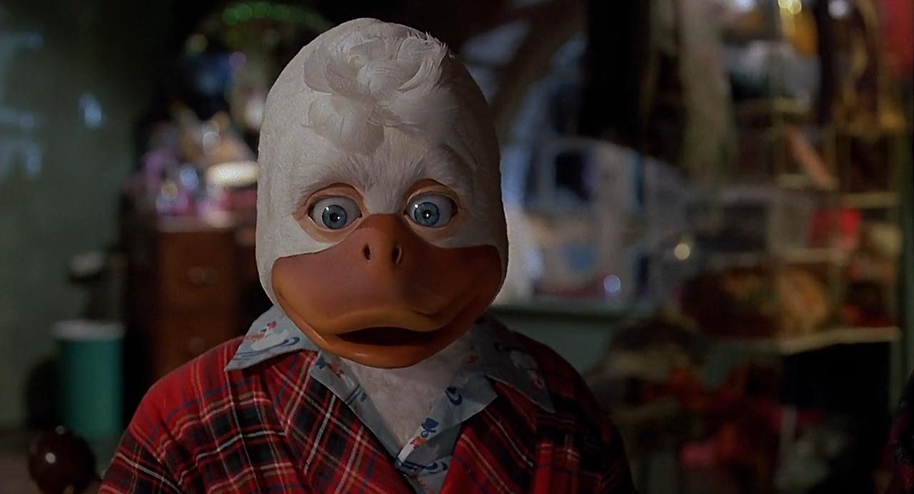 Marvel Howard the Duck MovieSpoon.com