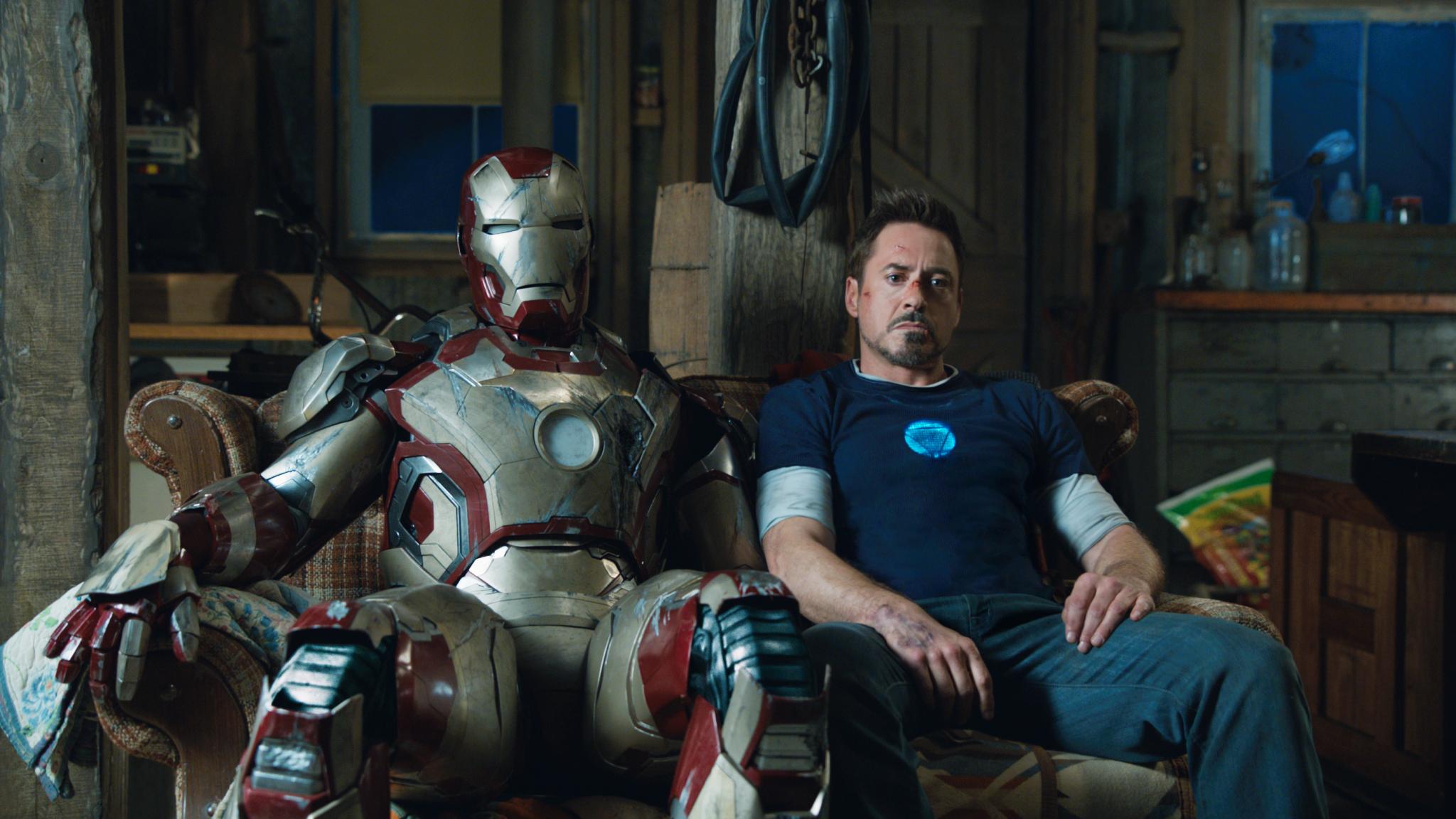 Marvel Iron Man 3 MovieSpoon.com