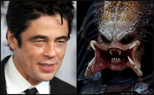 Benicio del Toro Predator Reboot MovieSpoon.com