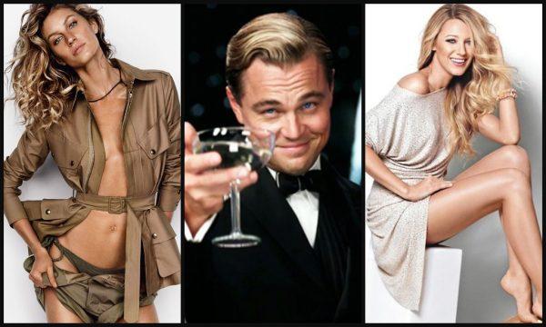 Leonardo DiCaprio Girlfriends MovieSpoon.com Gisele Bundchen Blake Lively