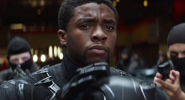 Black Panther Chadwick Boseman MovieSpoon.com