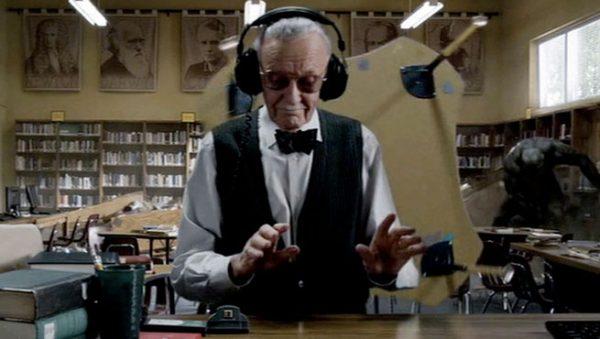 Stan Lee Cameos MovieSpoon.com