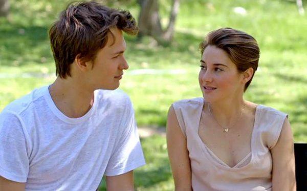 Shailene Woodley Arrest Ansel Elgort MovieSpoon.com