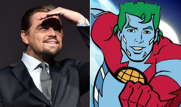Leonardo DiCaprio Captain Planet MovieSpoon.com