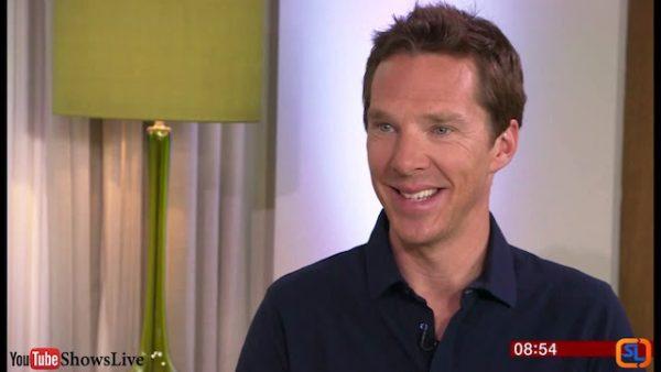 Benedict Cumberbatch Doctor Strange Interview MovieSpoon.com