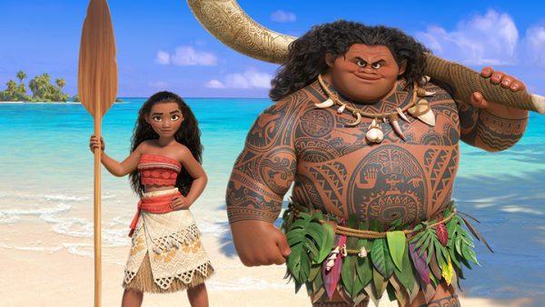 Moana Box Office MovieSpoon.com