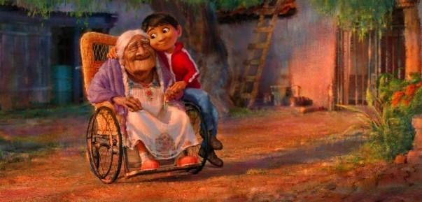 Coco Pixar MovieSpoon.com