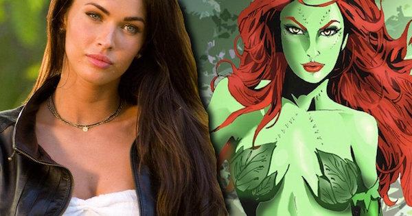 Megan Fox Poison Ivy MovieSpoon.com