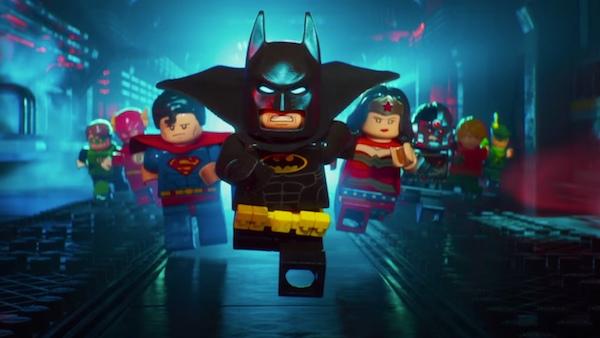 Lego Batman Movie Review MovieSpoon.com