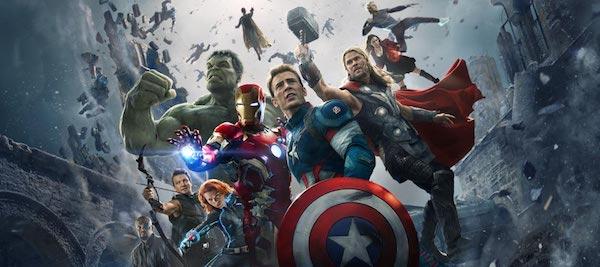 Marvel Cinematic Universe MovieSpoon.com