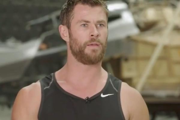 Chris Hemsworth Action Figures MovieSpoon.com