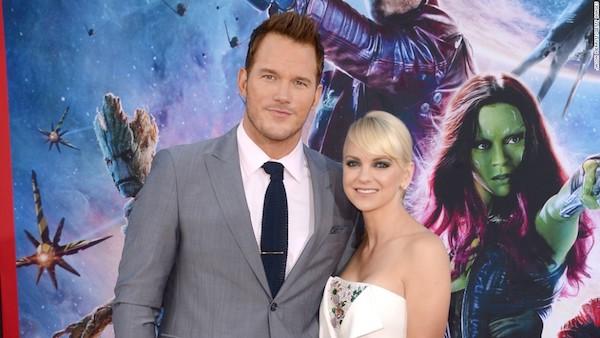 Chris Pratt Anna Faris Divorce MovieSpoon.com
