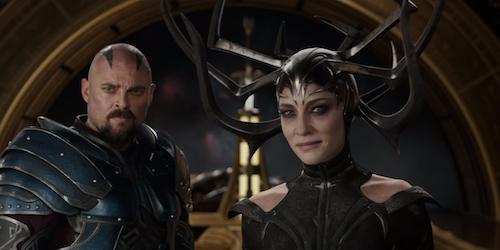Thor: Ragnarok Skurge Karl Urban MovieSpoon.com