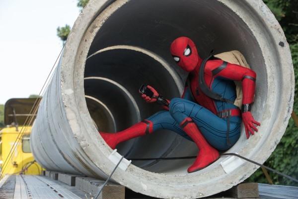 Spider-Man: Homecoming Screenwriters MovieSpoon.com