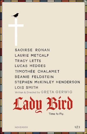 Lady Bird Trailer Greta Gerwig MovieSpoon.com