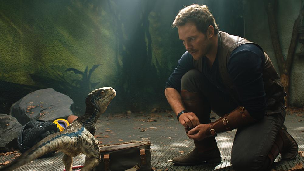 Film Title: Jurassic World: Fallen Kingdom