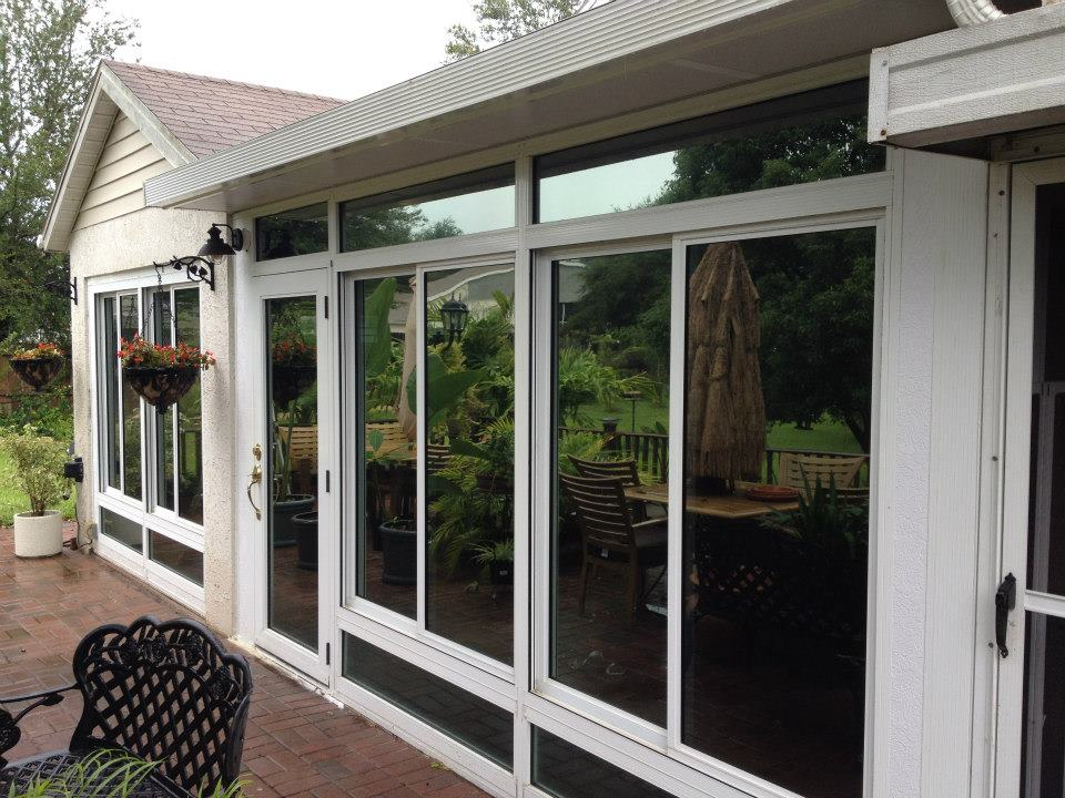 Residential Window Tinting in Tampa