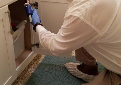 Heath Pest Control inspection