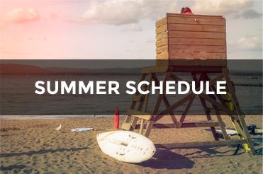 summer-schedule