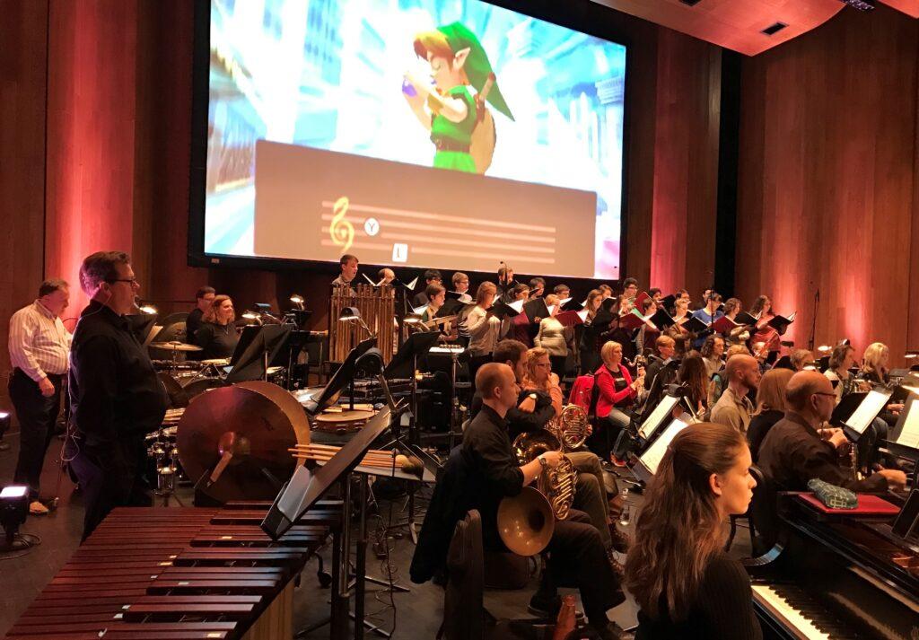 Symphony Orchestra & Chorus