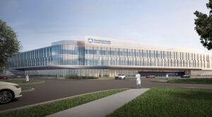 Penn State Health Hampden Building