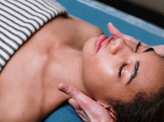 massage therapy with communitea wellness
