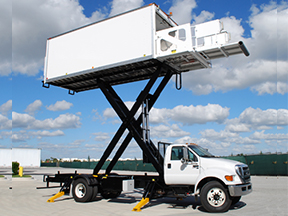 Hydraulic Scissor Lifts… Its What We Do!