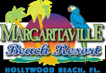 Margaritaville Full Color Parrot Version Logo